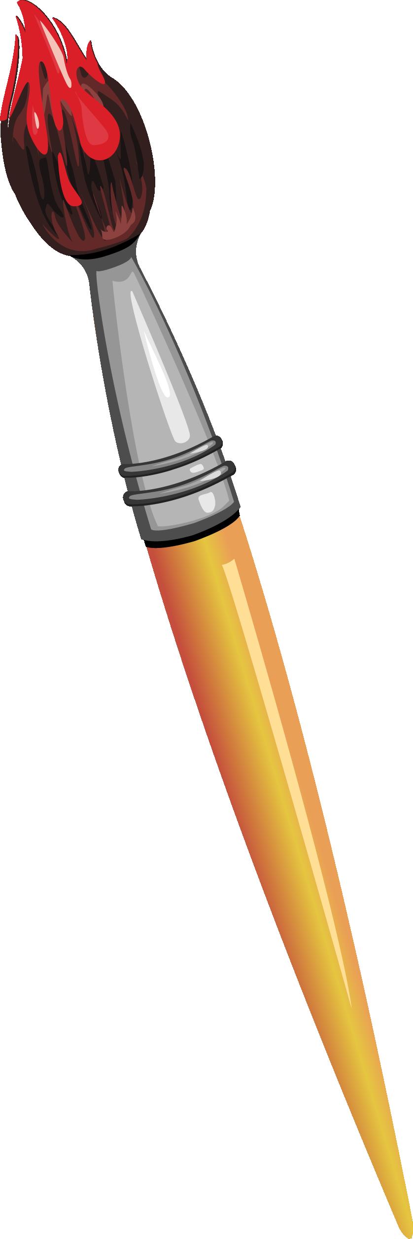 Рисунок кисточки для фотошопа