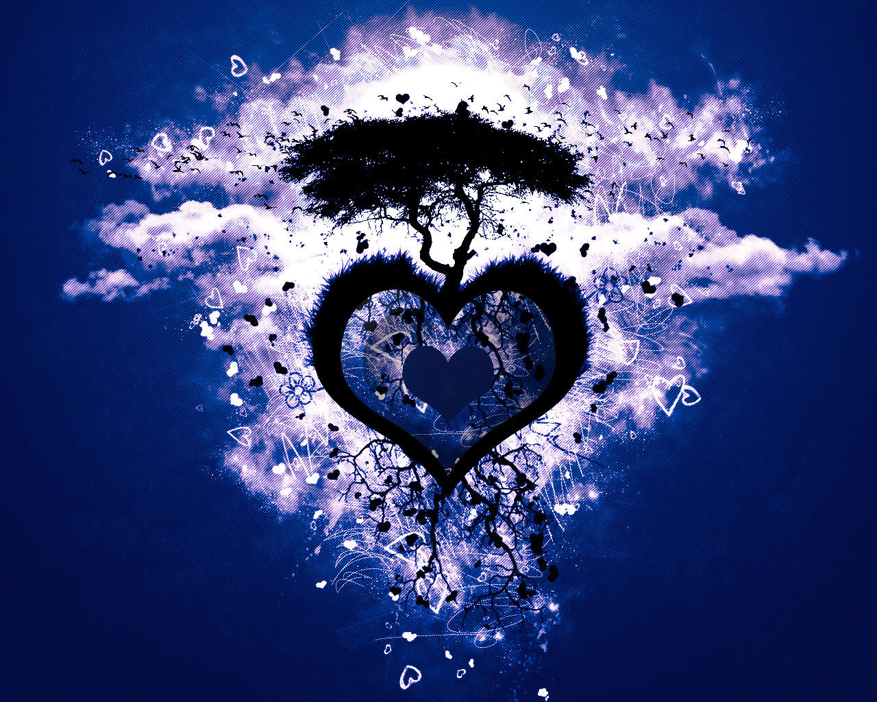 Дерево жизни, сердце