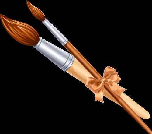 Набор кисточек для рисования